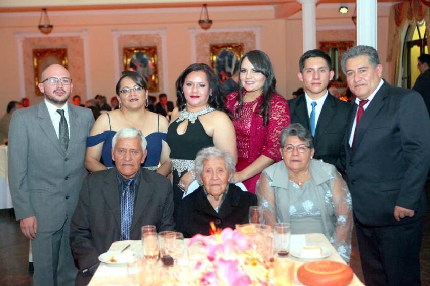 Familia Chacón – Garrido.
