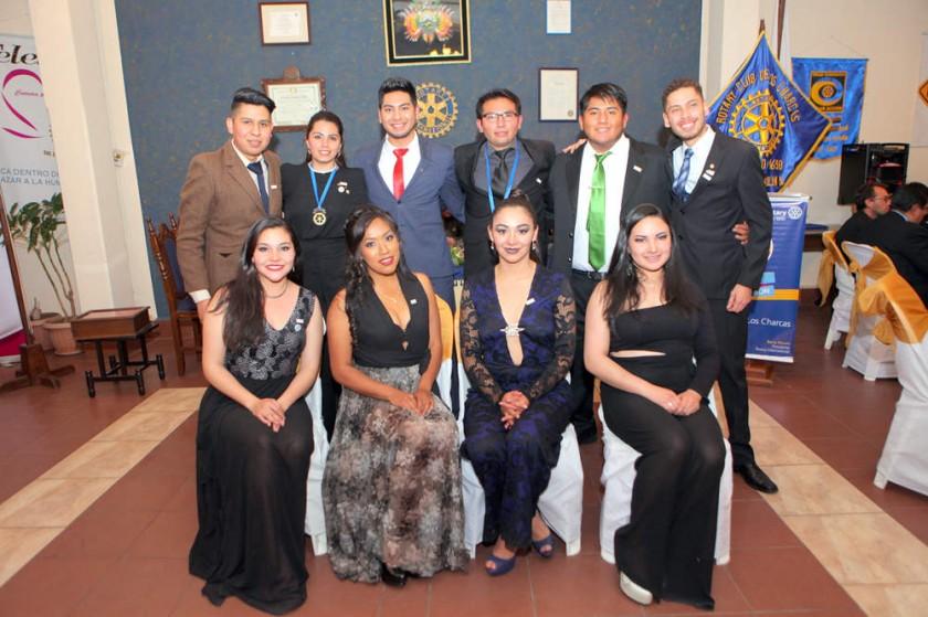 Rotaract Club Chuquisaca.