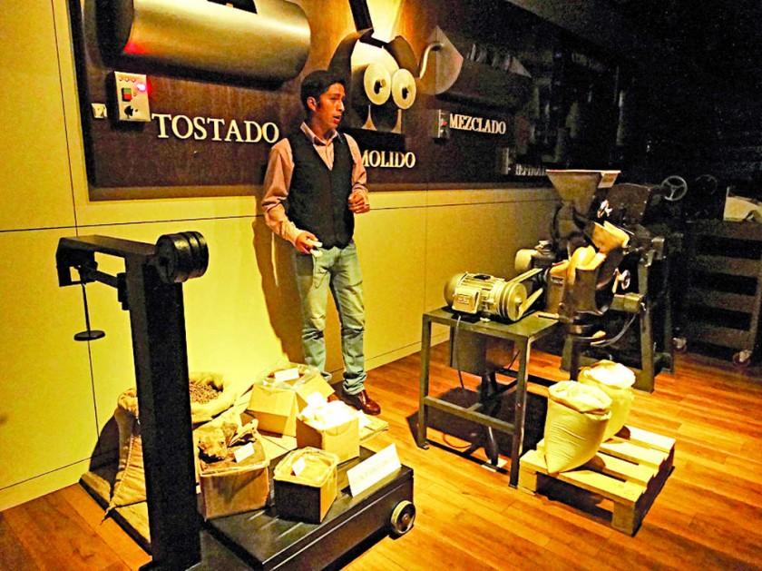 Museo para la capital del chocolate
