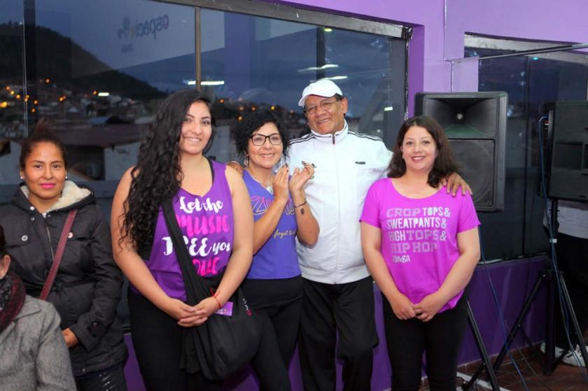 Propietarios: Cecilia Sahonero, Martha Campuzano, Edgar Sahonero y Mariana Campuzano.