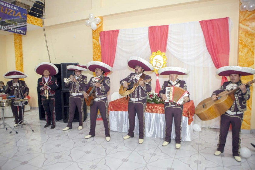 Mariachis Guadalupe.