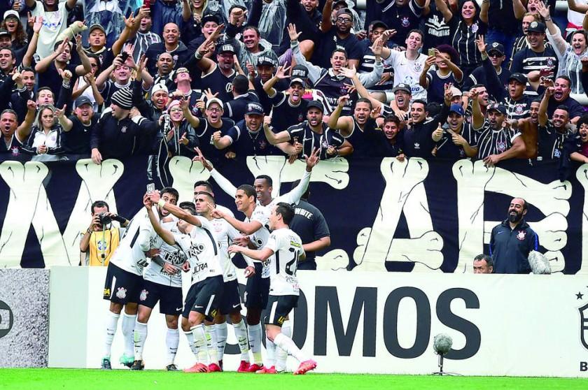 Corinthians es el club más valioso de América.