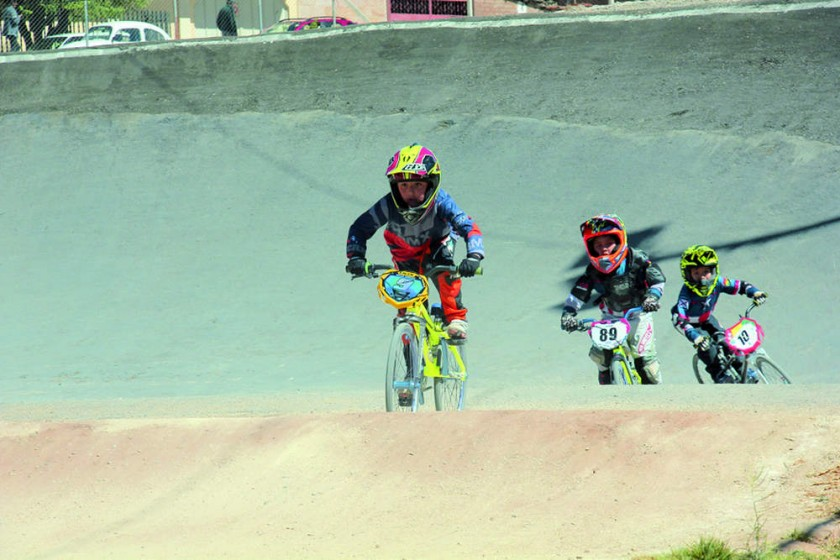 Bicicross a toda edad