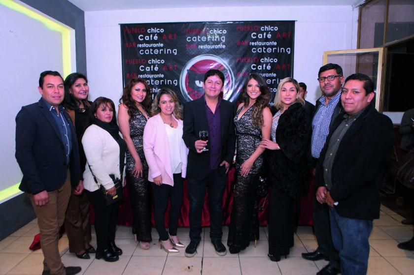 Edson Gil, Maritza Blanco, Isnelda Gómez, Jessica Salazar, Judith Barrero, Marco Prado,  Natalia Rocha, Antonieta Villar