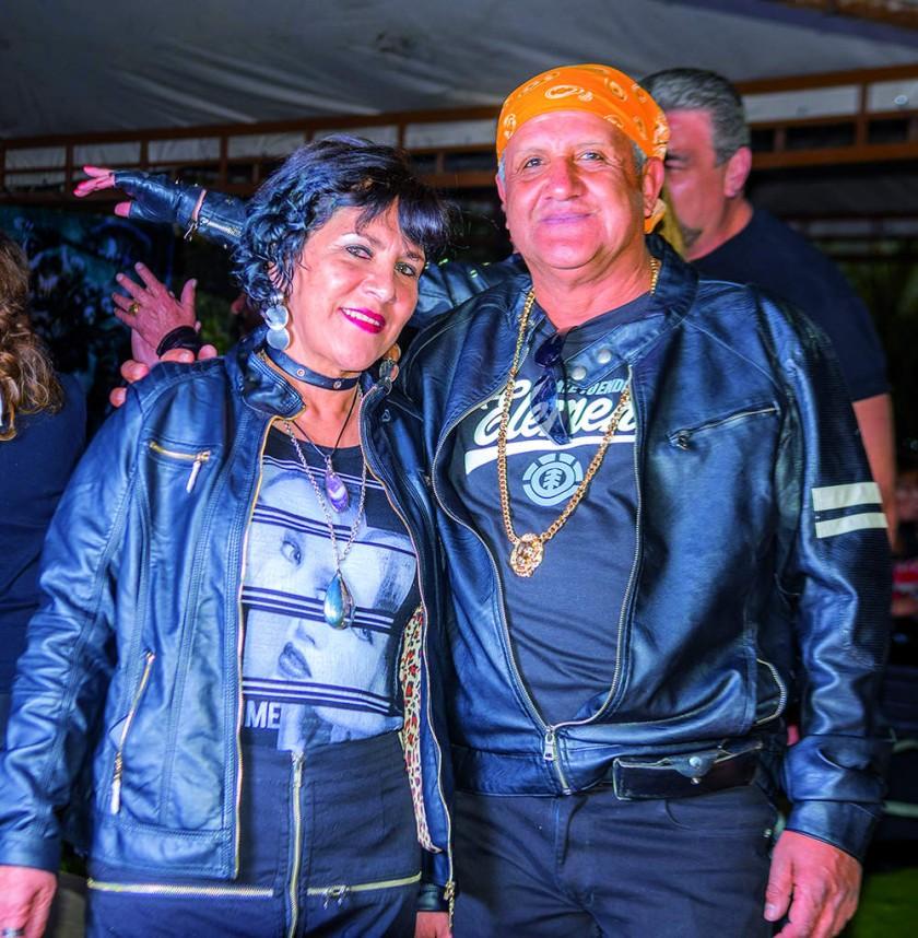 Tavira y Jhonny Campos