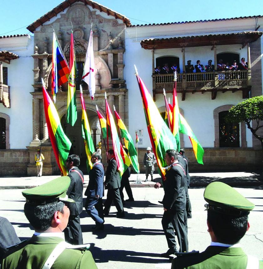 El civismo ganó en Sucre con llamado eclesial a no ceder frente al poder