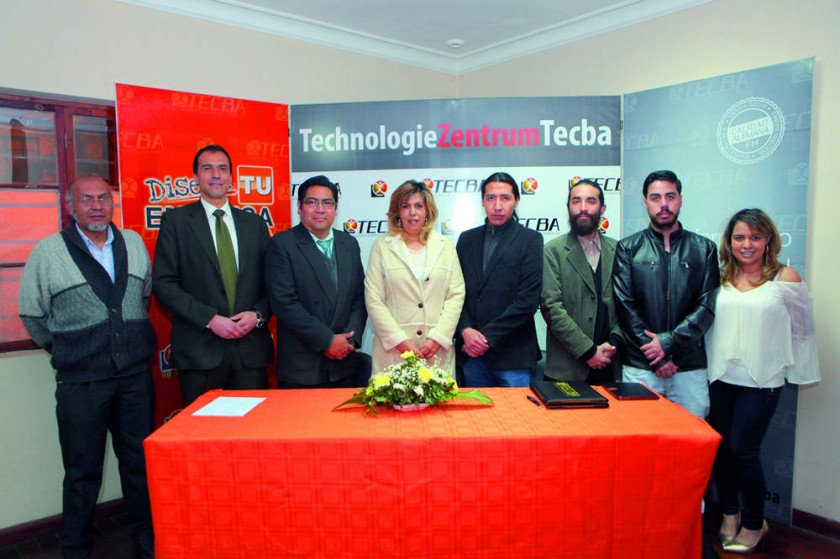 Julián Caballero, Juan M. Dipp, Edgar Zambrana, Carmen Barrero, Juan José Orihuela, Miguel Ángel Gauna, Alfredo Zambrana