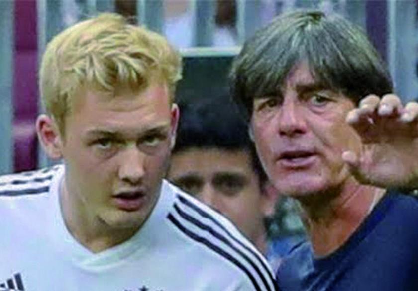 Julian Brandt, el mejor jugador del mundo