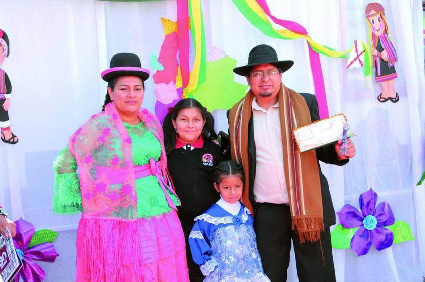 Familia Morales – Camargo.