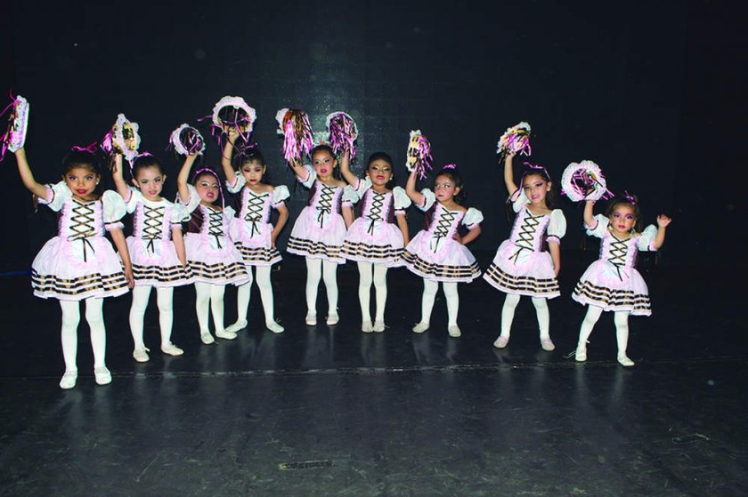 Ballet Infantil.