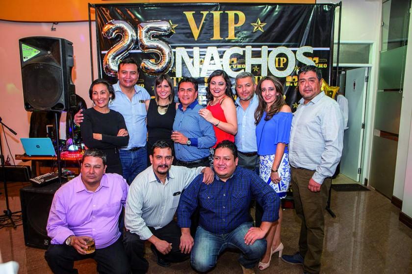 Comité Organizador: Mariela Ovando, Álvaro Gardeazábal, Carola Ortiz, Pablo Calvimontes, Ivana Jadue, Elías Cuéllar...