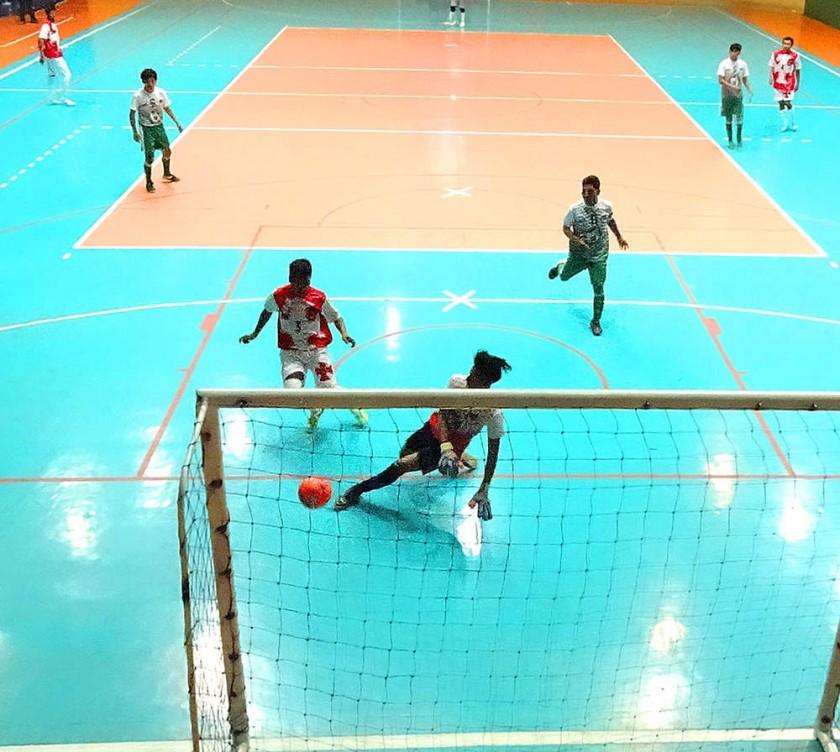Chuquisaca abre con una goleada nacional de futsal