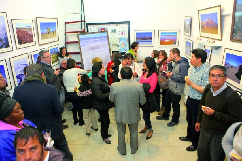 Galería Arte y Cultura Sucre.