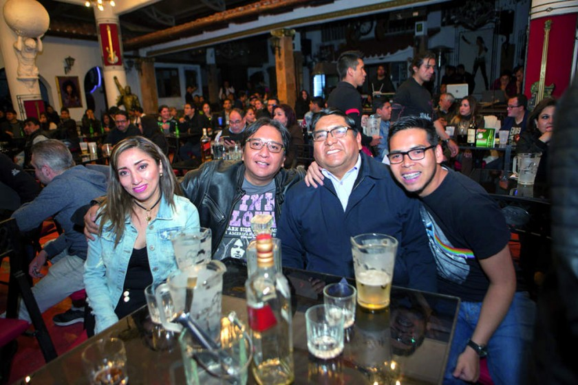Familia Arciénega – Arancibia