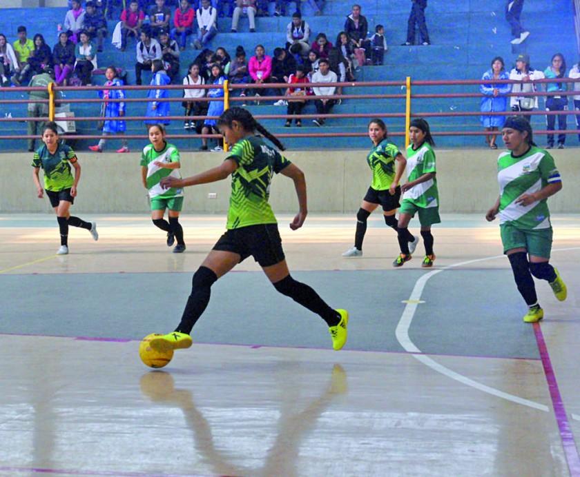 Chapimayu de Monteagudo ganó por la mínima diferencia a Mojocoya.