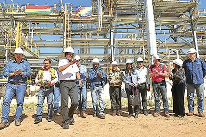 Inyectarán $us 175 millones en Incahuasi para subir producción