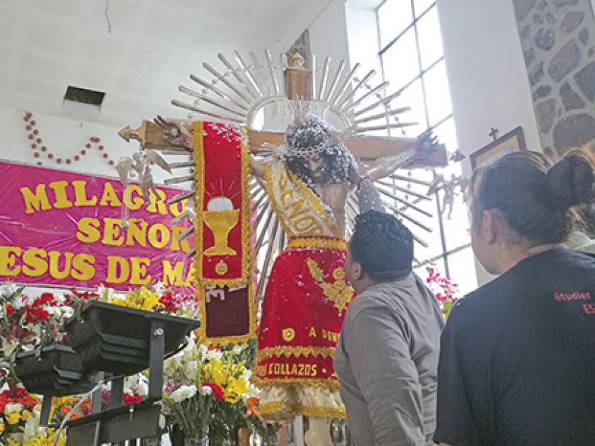 El Señor de Maica, más que una fiesta de devoción