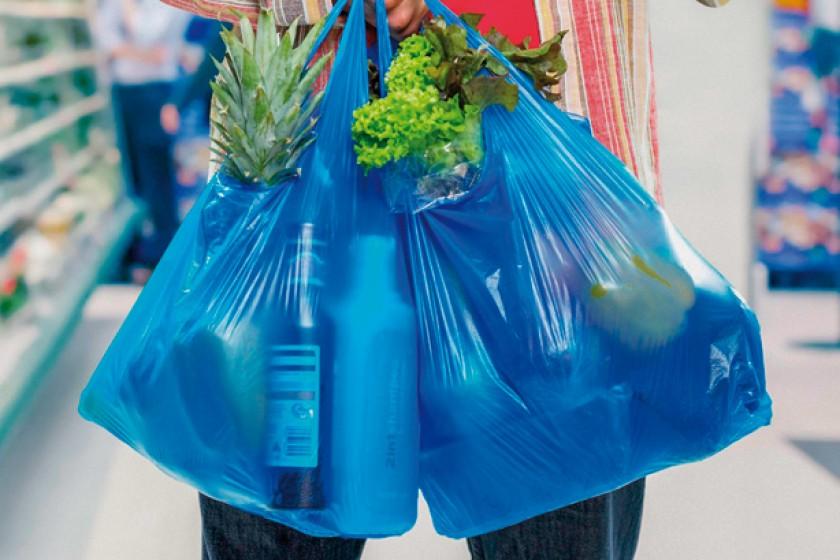 Usamos 4.100 millones de bolsas plásticas