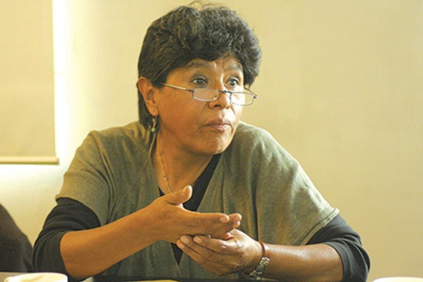 Virginia Ayllón/Escritora