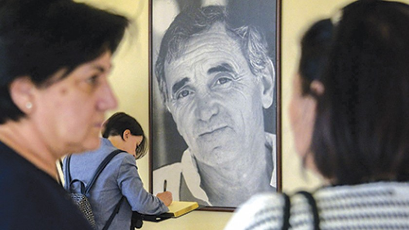 La herencia de Aznavour