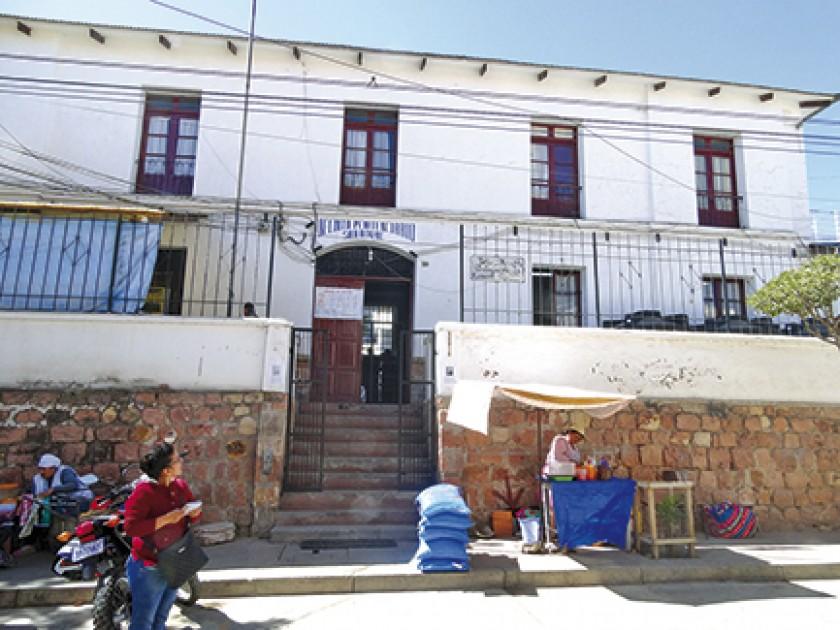 DECISIÓN. La joven de 25 años fue remitida a la cárcel San Roque con detención preventiva.