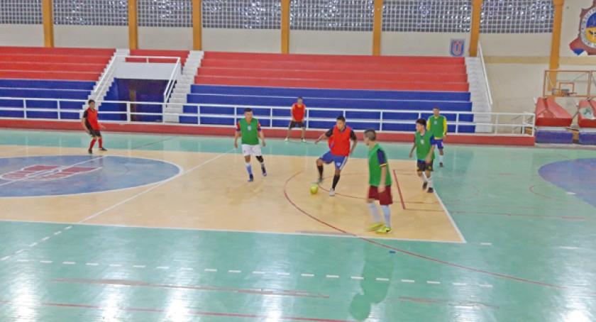 """Universitario priorizó en sus entrenamientos la definición, que fue su """"talón de Aquiles"""" en el campeonato."""