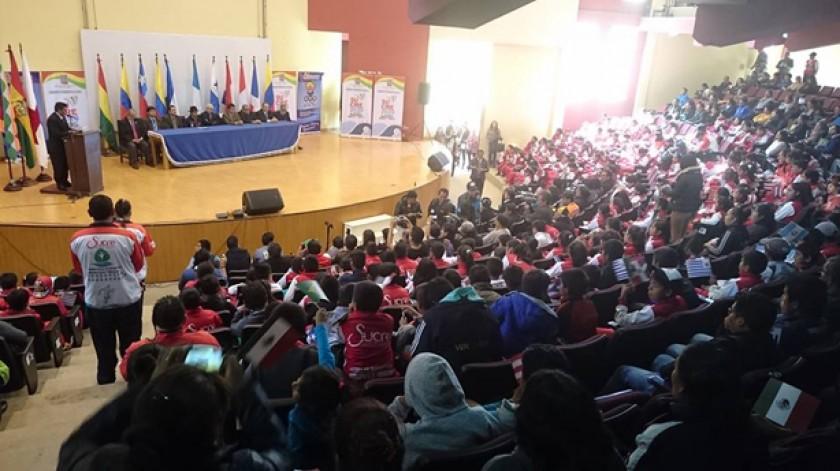 De la postulación en Santa Marta (Colombia) a la celebración en Sucre.