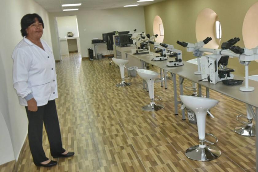 RADIOTERAPIAS. Pacientes serán remitidos desde el Instituto Chuquisaqueño de Oncología.a