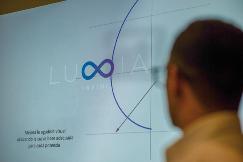 Fernando Auza G., Director de Formación Académica Laboratorio Óptico Digital VISIOTECH/ ÓPTICA SANTA LUCÍA