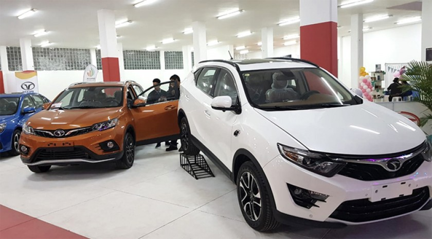 El sector automotriz tienta con descuentos  y garantías en la Fexpo