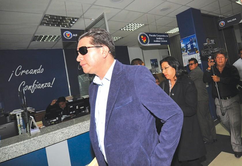 Destituidos los tres jueces que encarcelaron a Jhiery Fernández