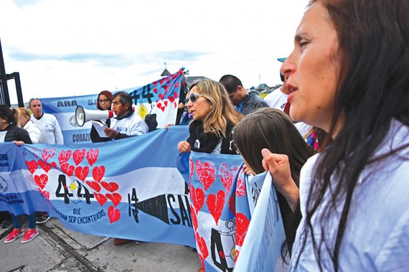 Argentina anuncia investigación tras hallar submarino