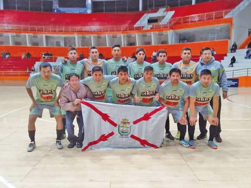 El equipo de Las Casas Constructoras ganó el segundo clasificatorio y avanzó a la fase final de la DIMAFUSA.