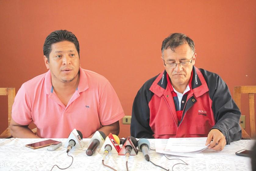 La dirigencia de Independiente anunció ayer la impugnación.