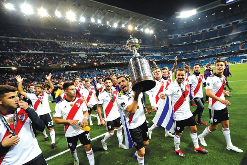 River gana la Superfinal y es tetracampeón