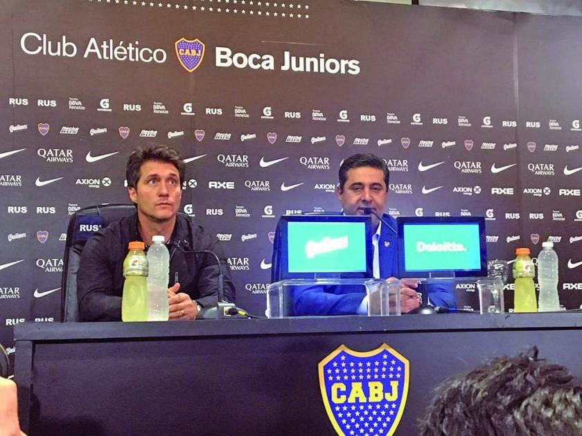 Guillermo Barros Schelotto dejó la dirección técnica del Boca Juniors, luego de perder la final de la Libertadores.