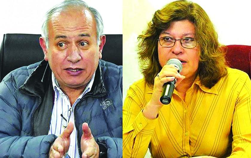 Vocales del TSE piden suspender  las primarias