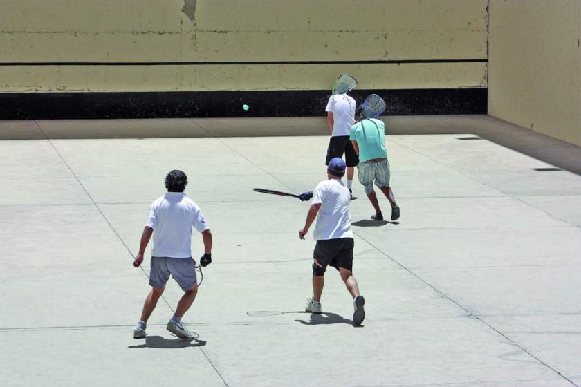 """Para los bolivianos la """"kajcha"""" es uno de los deportes más importantes"""