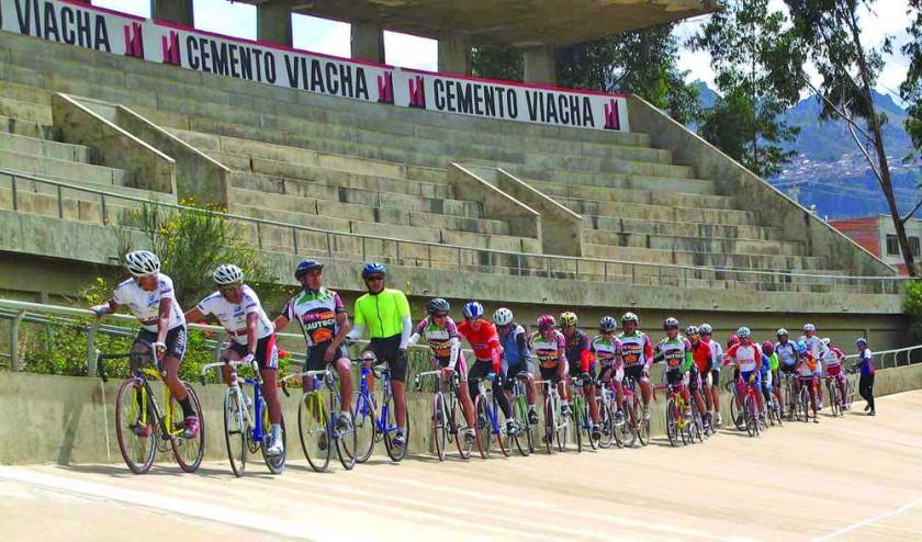 Los velódromos de Santa Cruz, La Paz y Cochabamba.