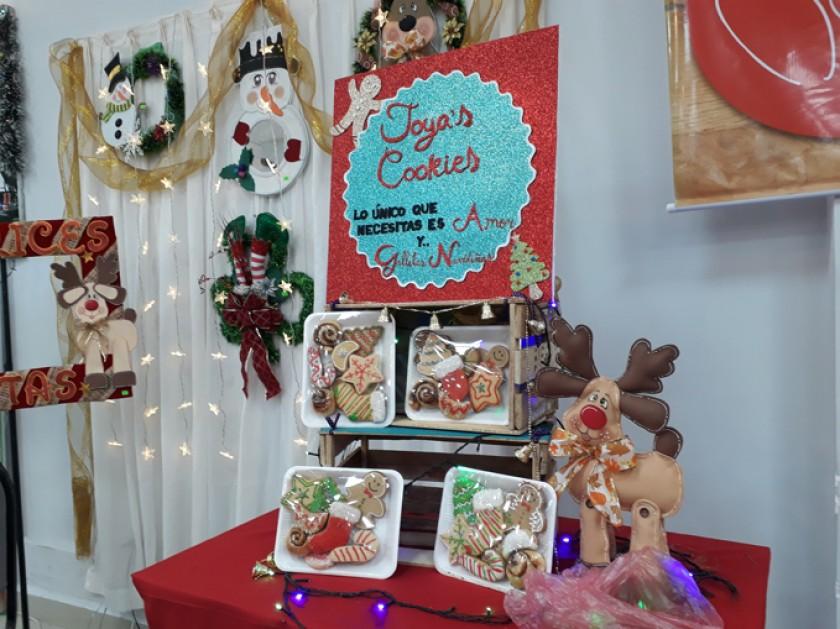 GALLETAS. Joyas Cookies, galletas de diferentes sabores y formas.
