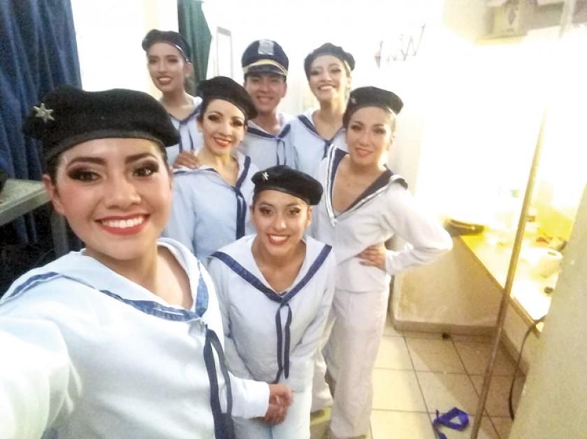 Elenco de la obra Marina Real.