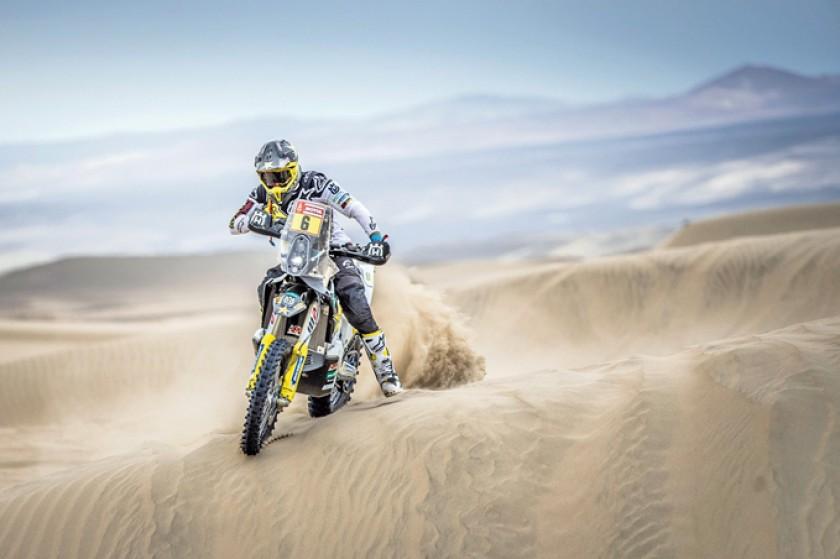 Nasser Al-Attiyah en autos, Toby Price en motos y Nicolás Cavigliasso en quads son los protagonistas de la carrera que s