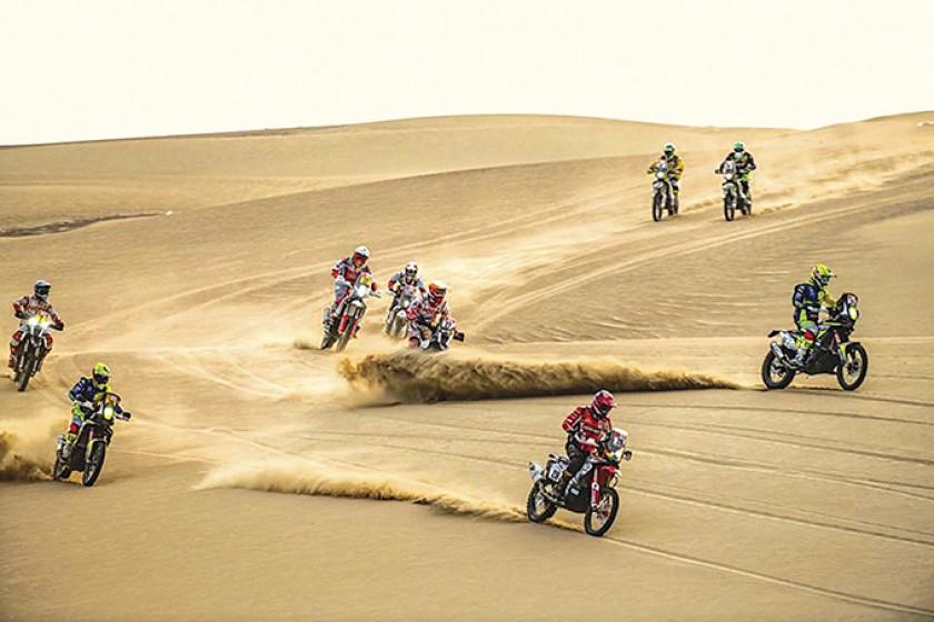 Cierra el Dakar y Nosiglia vuela