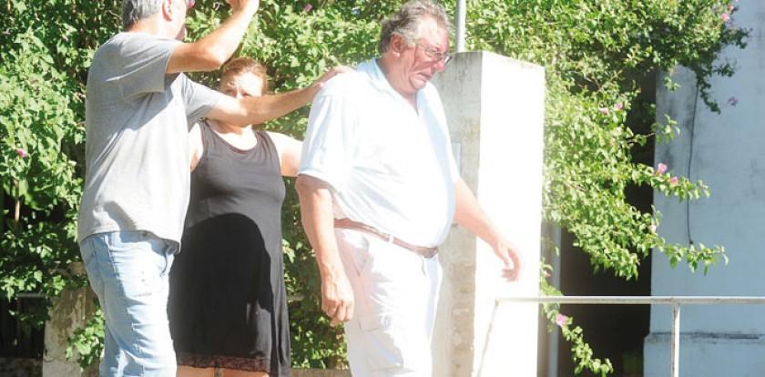 Luego de la decisión de cancelar las operaciones de búsqueda, el papá (Horacio) y la hermana (Romina) de Emiliano Sala,