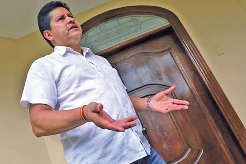 El entrenador Eduardo Villegas no llega a un acuerdo con la Federación Boliviana de Fútbol.