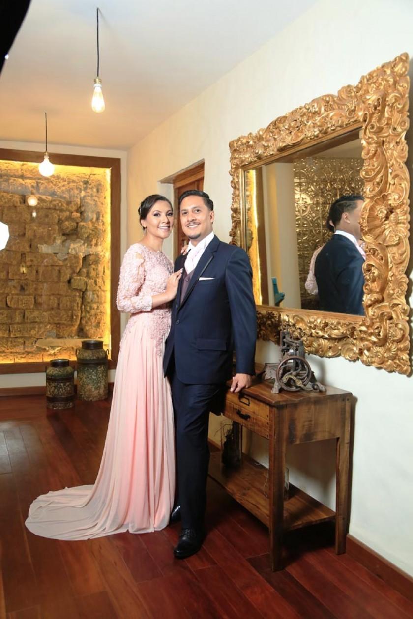 Cecilia Loayza Reyes Ortiz y Sergio Daniel Heredia López