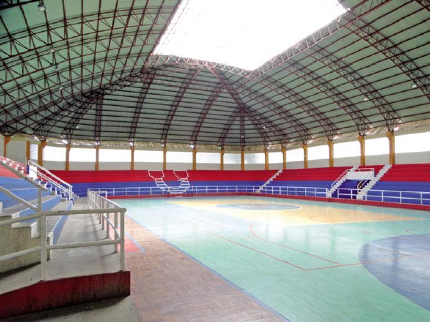 El Coliseo Deportivo Nº 2  recibirá a la disciplina de voleibol.