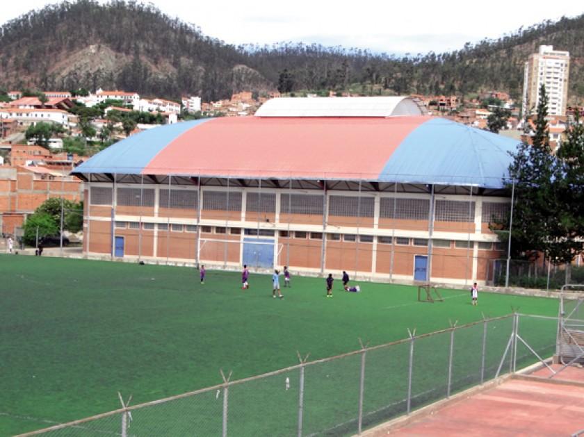 El complejo deportivo del ex Seminario recibirá por primera vez a los Juegos.