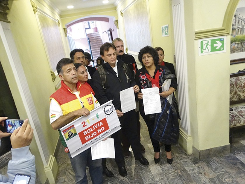 Pedirán que países garantes soliciten opinión a CorteIDH sobre la reelección