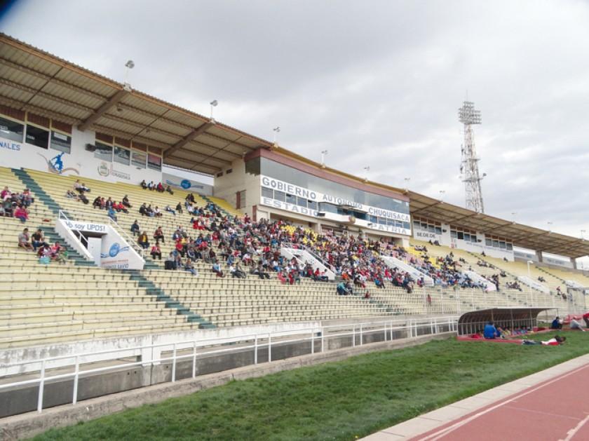 El clásico de antaño se jugó en el Patria, ante unas 700 personas.